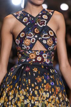 Zuhair Murad embellished dress