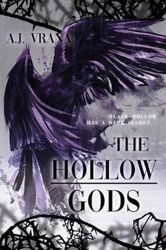Stephanie Jane: Spotlight on The Hollow Gods by A.J. Vrana + #Giveaway