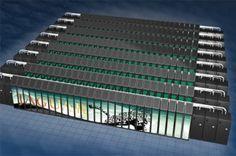 EUA quer desenvolver supercomputador com 300 mil núcleos