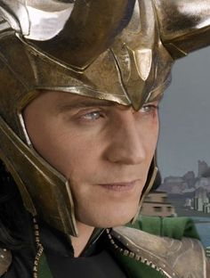 Loki, probably thinking about people kneeling to him.