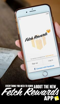ebb6706203e0 Everything You Need to Know About the New Fetch Rewards App. Saving  IdeasMoney Saving TipsCoupon LadyFree CouponsWay To Make ...