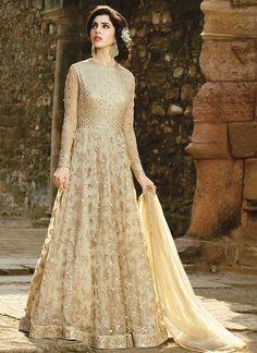 Buy a wide range of Party Wear Anarkali Suits Online Shopping, Anarkali dresses, designer anarkali salwar kameez. Pakistani Wedding Outfits, Pakistani Dresses, Indian Outfits, Designer Anarkali Dresses, Designer Dresses, Abaya Fashion, Fashion Dresses, Couture Fashion, Moda India