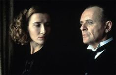also a fantastic film! :) x The Remains of the Day Directed by James Ivory and starring Anthony Hopkins and Emma Thompson. Emma Thompson, Kevin Costner, Richard Gere, Harrison Ford, Marlon Brando, Martin Scorsese, Steve Mcqueen, Alfred Hitchcock, Brad Pitt