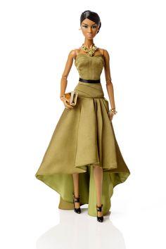 Vivid Encounter Adele Makeda,, Fashion Royalty  ..12.32.2 qw