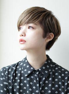 360度美フォルムショート【HOULe】http://beautynavi.woman.excite.co.jp/style/detail/53592?pint≪ #shorthair #shortstyle #shorthairstyle #hairstyle・ショート・ヘアスタイル・髪形・髪型≫