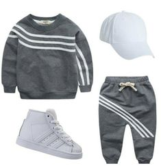 Uncover this season's new young boys fashion footwear plus extras. Having a wide variety to consider your youngster can be sophist Young Boys Fashion, Toddler Boy Fashion, Toddler Boy Outfits, Fashion Kids, Style Fashion, Fashion Outfits, Toddler Boys Clothes, Fashion Clothes, Babies Clothes