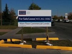 Wraptor Signs and Graphics is very happy to announce their new partnership with Avison Young. We look forward to providing many new and exciting signs for this Internationally recognized company. Exterior Signage, Interior And Exterior, Pylon Sign, Channel Letters, Window Graphics, Business Signs, Car Wrap, Calgary, Condo