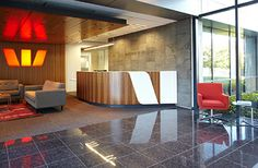 Westpac Corporate Interior by Context Architects