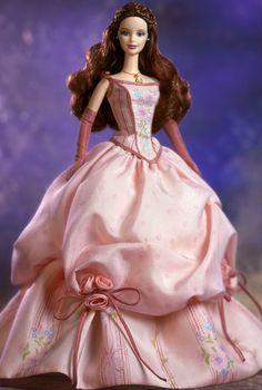 #Barbie Grand Entrance, #Mattel, 2002