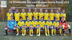 FK POHRONIE Žiar nad Hronom - 2016 / 2017 - U14