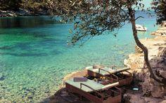 Little Green Bay, Croatia