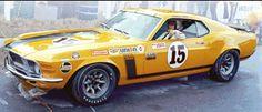 Parnelli Jones SCCA Trans Am Mustang, 1970.