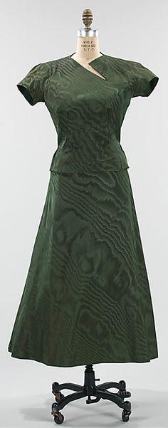 Charles James, silk,1948