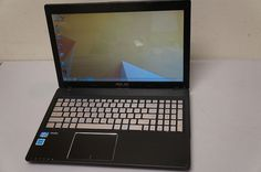 """Details about ASUS Q500A Laptop PC Intel Core i5-3210M 2.5GHz 4GB 320GB HDD 15.6"""" Backilit"""