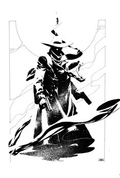 Shadow by John Cassaday