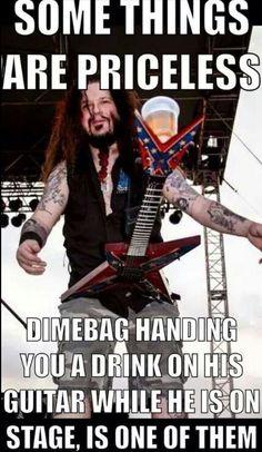 R.I.P Dimebag Darrell #Pantera