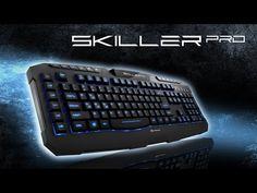 Ігрова клавіатура Sharkoon Skiller Pro – Комп'ютерні новини