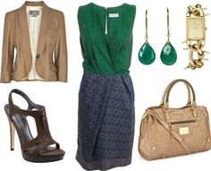 Would love to wear this to work...If I had a job requiring business casual attire