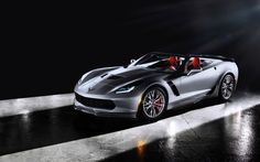 2015 Corvette Z06 Convertible Photographed By Students | GM Authority - 2015 Corvette Z06 Convertible Student Photo