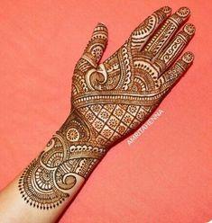No automatic alt text available. Full Mehndi Designs, Palm Mehndi Design, Latest Bridal Mehndi Designs, Indian Mehndi Designs, Mehndi Designs For Girls, Mehndi Designs For Beginners, Mehndi Design Pictures, Wedding Mehndi Designs, Beautiful Mehndi Design