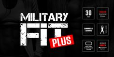 Military Fit: Fitness Program – focusing on functional fitness, NOT suita … - GYM workout Daily Exercise Routines, At Home Workouts, Workout Routines, Morning Workouts, Quick Workouts, Workout Plans, Gym Plan For Women, Core Strength Training, Military Workout