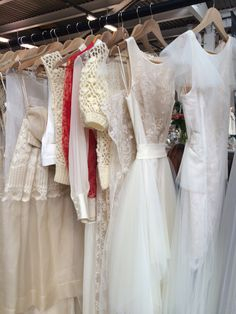 Cristina Adami bridal @ Most Curious wedding fair