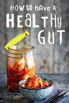 How to have a healthy gut Everyone is familiar with the phrase 'you are what you eat', but actually, you are what you absorb, and this is where good gut health comes into play.