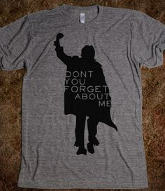 Yes!!! Breakfast Club apparel. Must have.