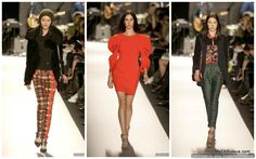 Shades of Orange pop up in Rebeccca Minkoff Fall 2013 collection.