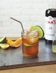 Summer Cocktails: Pimm's Cup