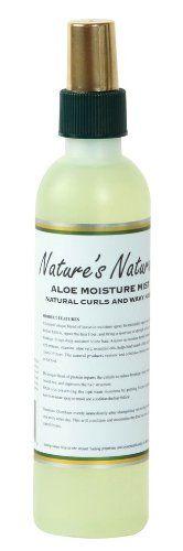 Natures Natural Aloe Hair Moisture Mist 8fl oz -- Read more at the affiliate link Amazon.com on image.