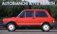 autobianche : アウトビアンキ A 112 ABARTH | Sumally (サマリー)