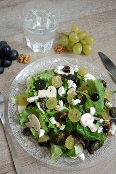 Bonjour Darling - Blog Illustration, Cuisine et DIY Bordeaux: Délicieuse salade d'automne