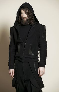 Kyle Bretz for Asher Levine Fall/Winter 2012