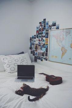 Ideias para você fazer decoração em seu quarto. Mais