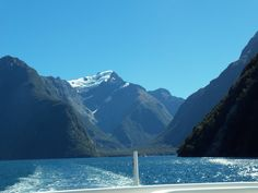 Milford Sound New Zeland