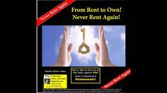 Position Yourself! From Rent to Own, San Diego! Golden! Smarter. Bolder....