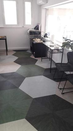 With the new shapes of Fitnice Floor, the limit is your imagination! Create endless combinations both for contract and residential spaces and let your creativity flow. Need inspiration? See an example with these pictures.  http://vertisol.es/floor-wall-covering/floor