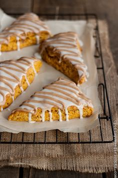 Pumpkin Scones  A page full of scone recipes