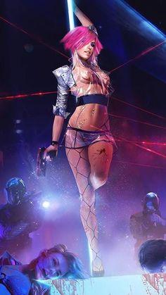 54 Ideas Science Fiction Girls Comic For 2019 Cyberpunk 2077, Cyberpunk Girl, Cyberpunk Character, Fantasy Women, Fantasy Girl, Cyberpunk Aesthetic, Sci Fi Characters, Science Fiction Art, Shadowrun