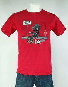 CAMISETA STORMTROOPER-AT.AT. Gran variedad de camisetas exclusivas, de diferentes temáticas y gran calidad. 100% algodón. ¡ Encuentra la tuya !