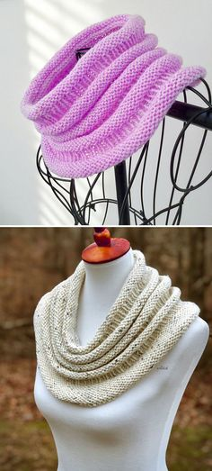 Copycat Cowl - Free Pattern- # copycat # Crochet Patterns for . Copycat Cowl - Free Pattern- # copycat # crochet Free instruction for beginners Record of Knitting . Knitting Patterns Free, Free Knitting, Free Crochet, Free Pattern, Crochet Patterns, Knitting Scarves, Knitting Ideas, Knitting Sweaters, Hat Patterns