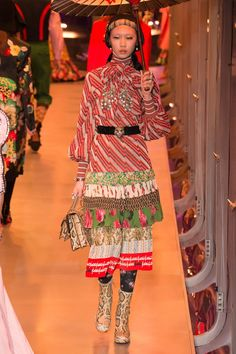Gucci | Ready-to-Wear - Autumn 2017 | Look 81