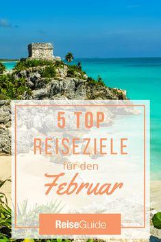 Wohin im Februar? Wir zeigen dir die 5 schönsten Urlaubsziele für den perfekten Strandurlaub im Februar. Abu Dhabi, Artwork, Movies, Movie Posters, Travel, Teneriffe, Work Of Art, Viajes, Auguste Rodin Artwork