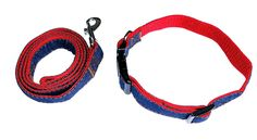 HKAUS cats Collar Leash Set Adjustable Denim Collar for Dogs *** To view further, visit now (This is an amazon affiliate link. I may earn commission from it)