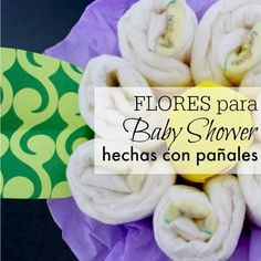 Decoración con pañales para Baby Shower | Blog de BabyCenter