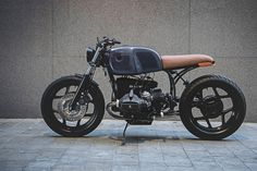Custom BMW R80 from Auto Fabrica.