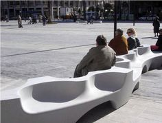 Naguisa stone bench