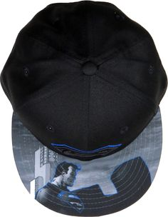96bad0ef1c8cd Superman New Era Kids 950 Character Outline Black Cap (Ages 4 - 10 years)