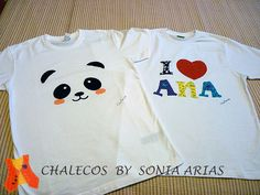 T-shirt for two sisters